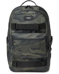 Oakley Core Camo Street Skate Backpack - Meerkleurig