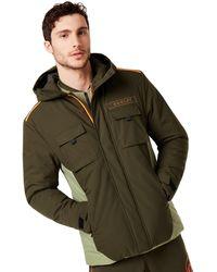 Oakley Mountain Cargo Jacket - Grün