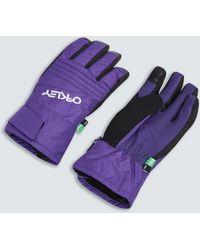 Oakley Tnp Snow Glove - Lila