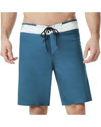 Oakley Geo Ellipse 18 Inches Boardshort - Blue