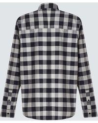 Oakley Checkered Ridge Long Sleeve - Multicolor
