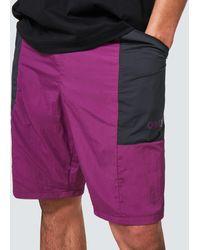 Oakley Retro Lite Packable Shorts - Morado