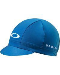 Oakley Cycling Cap - Bleu
