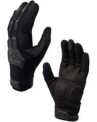 Oakley Black Flexion Glove - Negro
