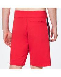 Oakley Block Grad Boardshort 20 - Red