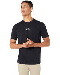 Oakley Bark New Short Sleeve - Black