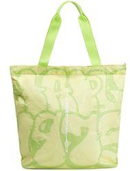 Oakley Yellow/lime Staple Graffiti Bag - Gelb