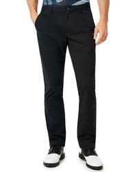 Oakley Blackout Chino Icon Golf Pant - Schwarz