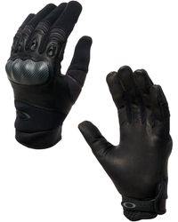 Oakley Black Factory Pilot Glove - Schwarz
