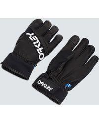Oakley Factory Winter Handschuhe 2.0 - - Large - Schwarz