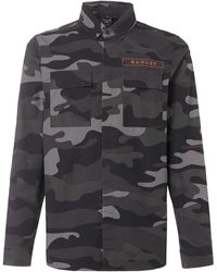 Oakley Icon Cargo Shirt - Grey