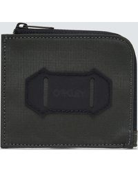 Oakley Street Wallet 2.0 - Zwart
