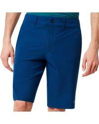 Oakley Hybrid Short 5 Pockets - Blue