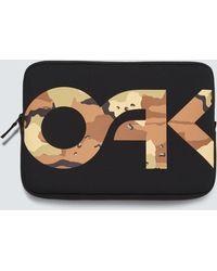 Oakley B1b Camo Laptop Case - Black
