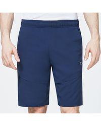Oakley Enhance Mobility Shorts - Blue
