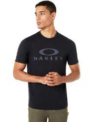 Oakley O BARK Hemd - Schwarz