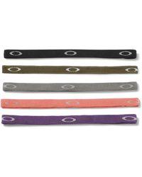 Oakley Women's Ellipse Multi Pack Headband - Multicolor