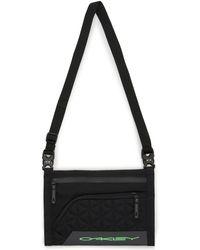 Oakley Blackout Body Bag Flat Case - Schwarz