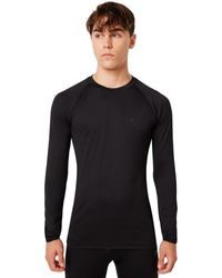 Oakley - Blackout Base Layer Top - Lyst