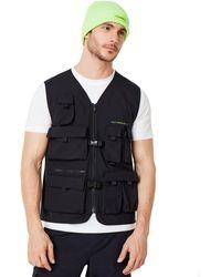 Oakley Blackout Outdoor Vest - Meerkleurig