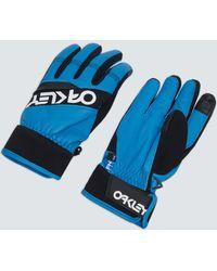 Oakley Factory Winter Glove 2.0 - Blau