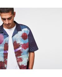 Oakley Outer Limits Ss Button Down - Multicolor