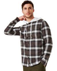 Oakley White Icon Hooded Shirt - Weiß
