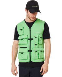 Oakley Laser Green Outdoor Vest - Groen