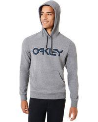 Oakley B1b Po Hoodie - Grau