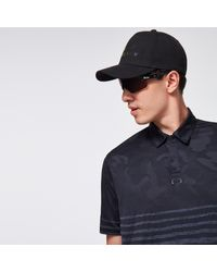 Oakley Camo Stripes Polo - Black