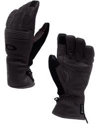 Oakley Blackout Silverado Gore-tex Glove - Schwarz