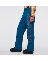 Oakley Cedar Ridge 3.0 Bzi Pant - Blue
