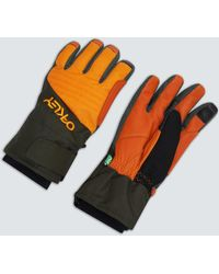 Oakley Tnp Snow Glove - Orange