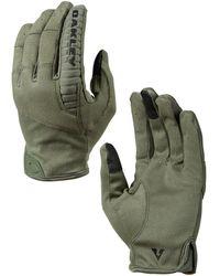Oakley Factory Lite Tactical Glove - Grün
