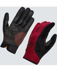 Oakley All Conditions Gloves - Rojo