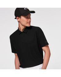Oakley Contender Stripe Polo - Noir