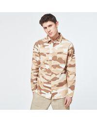 Oakley Icon Cargo Shirt - Natural