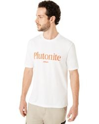 Oakley White Plutonite Short Sleeve - Weiß