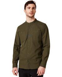 Oakley New Dark Brush Workwear Shirt - Grün