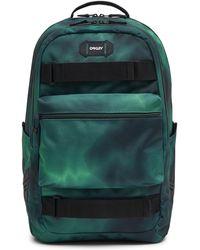 Oakley Street Skate Backpack - Verde