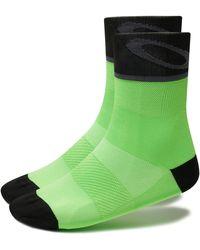Oakley Cycling Socks - Grün