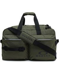 Oakley New Dark Brush Utility Big Duffle Bag - Green