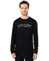 Oakley Mark Ii L/s Tee - Black