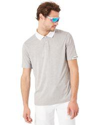 Oakley - White Contour Polo - Lyst