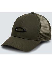 Oakley Trucker Ellipse Hat - Grün