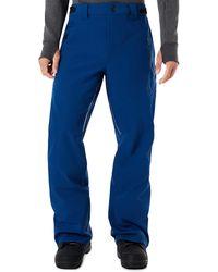 Oakley Ski Shell Pant 15k/ 3l - Blue