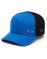 Oakley Ozone Tinfoil Cap - Blauw