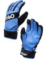 Oakley Factory Winter Glove 2.0 - Bleu