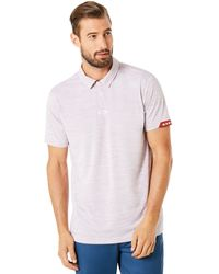 Oakley - Iron Red Gravity Polo - Lyst