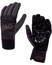 Oakley Blackout Factory Park Glove - Negro